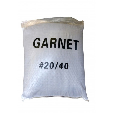 Garnet  Blast Media 20/40 Medium Coarse  25kg
