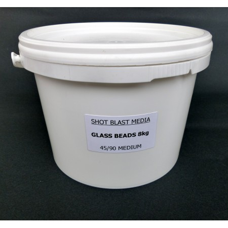 Glass bead 150-250 Medium  8kg