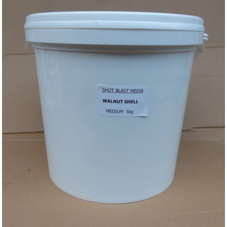 Walnut Shell Blast Media 5kg