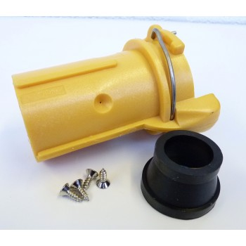 "CQP-1 Coupling for 1.1/2""  (38mm) Blast hose"