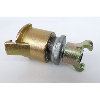 Blast pot coupling reducer / adaptor