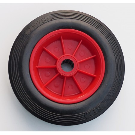 Blast pot wheel - 250mm