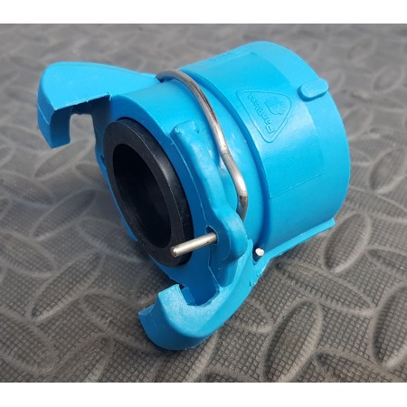 P9 Blast Pot Nylon Machine Coupling 1.1/4""