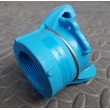 Blast Pot Nylon Machine Coupling 1.1/4""