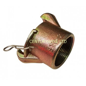 Blast Pot Threaded Machine Coupling  1.1/2""