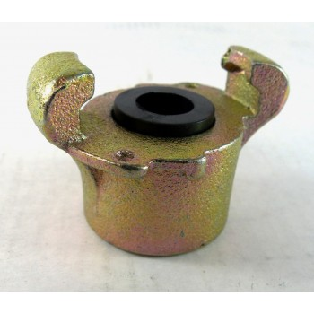 Blast Pot Threaded Machine Coupling  1/2""