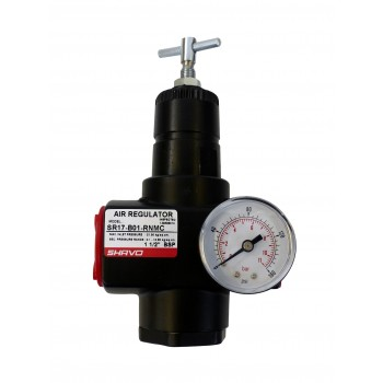"Pressure regulator 1.1/2"" ports"
