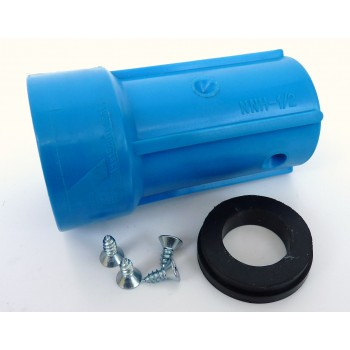 "NHP-3/4 Nozzle holder for 1.3/8"" (34mm) od hose"