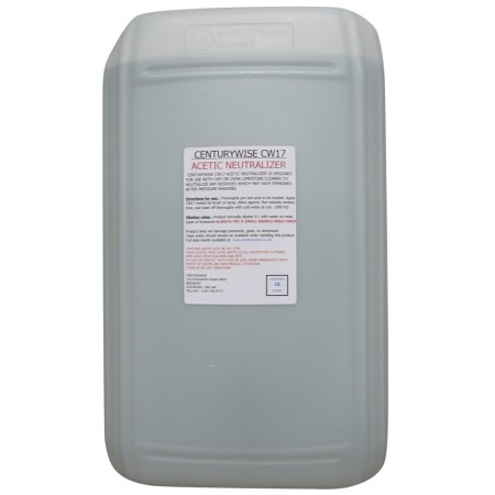 CW17 Acetic Neutralizer - 25lts - Collect only