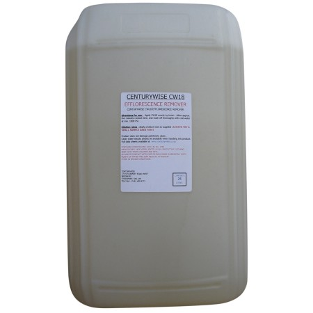 CW18 Efflorescence Remover - 25lts - Collect only