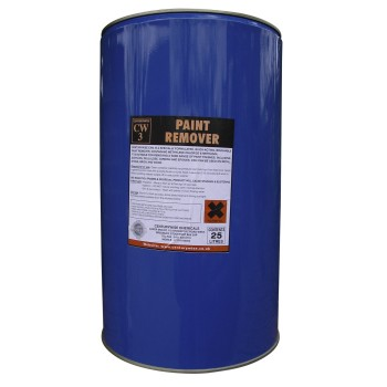 CW3 Paint Remover - 25lts - Collect only