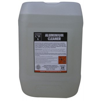 CW6 Aluminium Cleaner - 25lts - Collect only