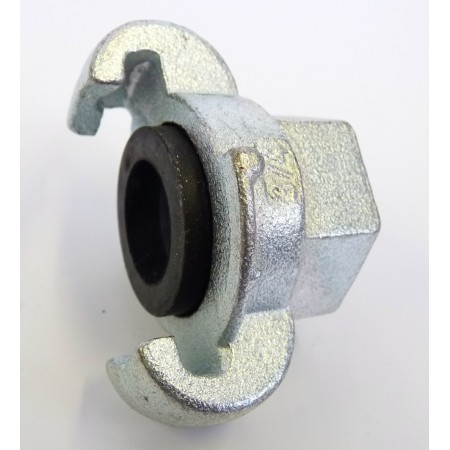 "Claw coupling + 3/4""F socket"