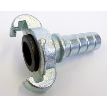 "Claw coupling + tail for 3/4"" (19mm) i.d. hose"