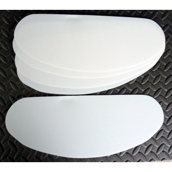 Apollo 60 Inner Visor : Pack of 5, APH4367