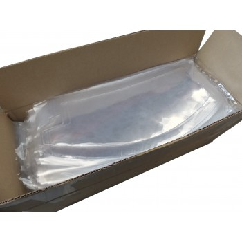 Nova 3  Tear-off visors  Box  100 x 6