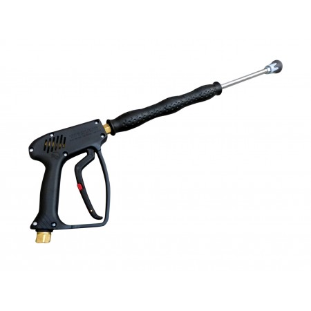 Wash gun c/w 500mm lance and nozzle
