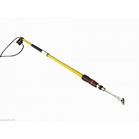 Telescopic Pressure Washer Lance 5.4mtrs