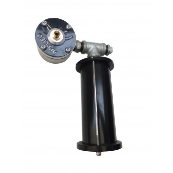 Sola 5 Remote valve exhaust unit + silencer