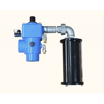 Uniflo remote valve BAC-RC-PB-0014