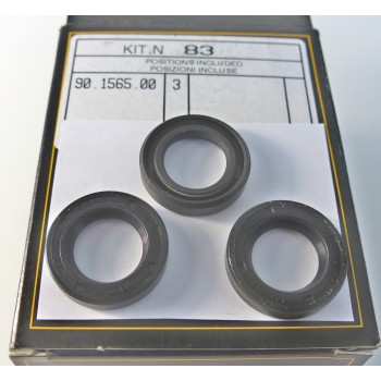 Interpump kit no.83 : Oil seals