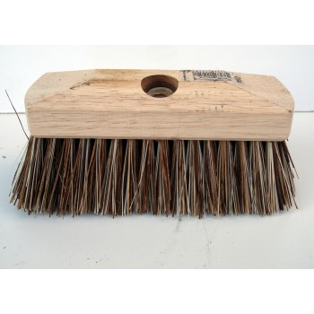 "6"" Deck brush heads only ( Pack of 12 )"