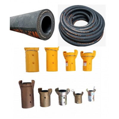 Blast Hose and Couplings