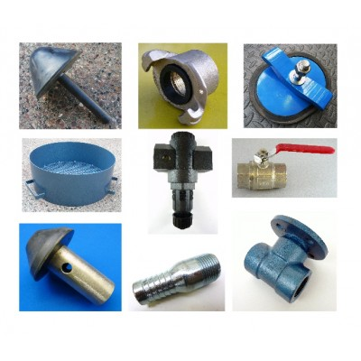 Blast Pot Spares and Parts, UK