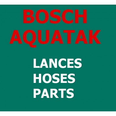 Bosch Aquatak - Lances, Hoses, and Parts