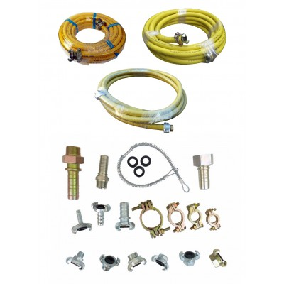 Compressor Hoses and Couplings