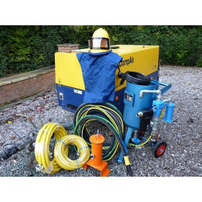 Shot Blast Cleaning Equipment