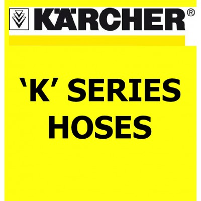 Karcher fit 'K' series hoses