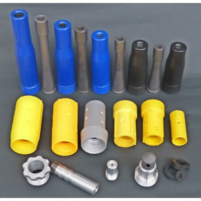Blast Nozzles and Holders