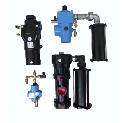 Remote Control Valves and Parts