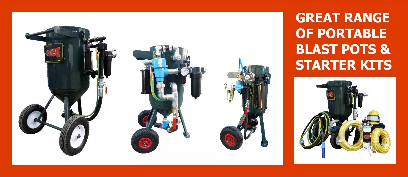 Blast Cleaning Pressure Washing Equipment Centurywise